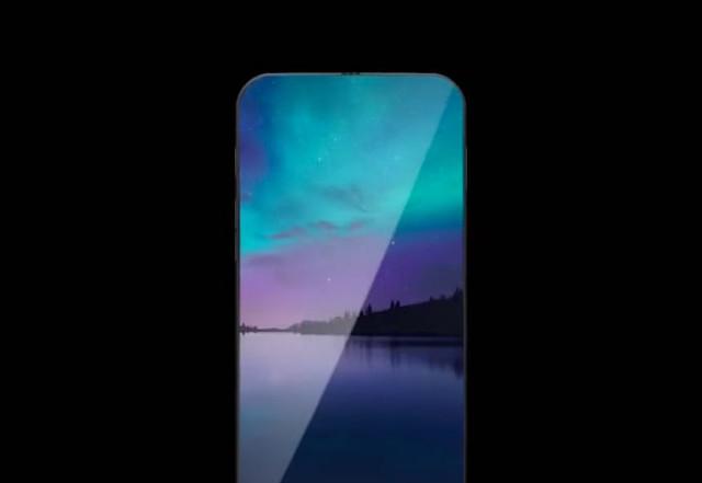 iPhone 7 sans bordure