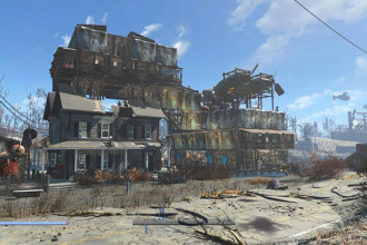 Camp Fallout 4 : image 1