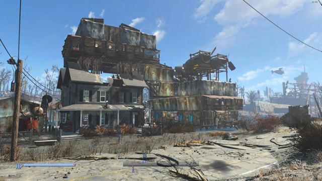 Camp Fallout 4 : image 1