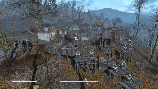 Les Plus Beaux Camps De Fallout 4 Sont Ici
