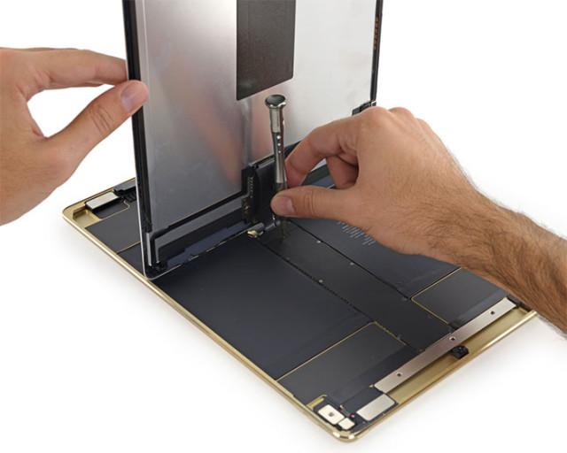 Démontage iPad Pro
