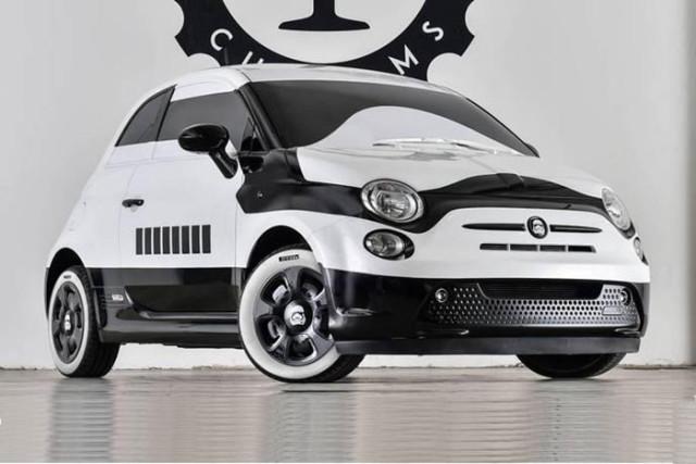 Fiat 500 Stormtrooper : image 1