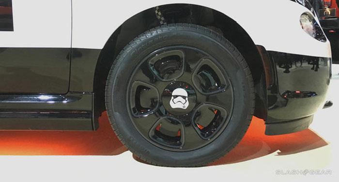 Fiat 500 Stormtrooper : image 10