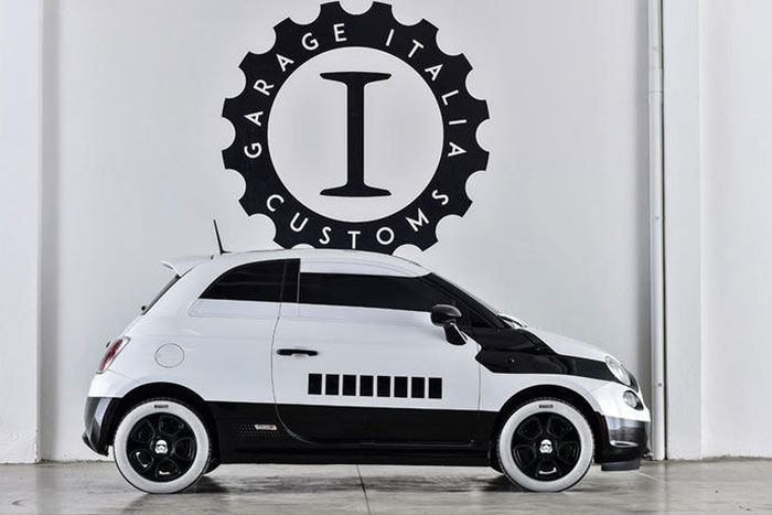Fiat 500 Stormtrooper : image 2