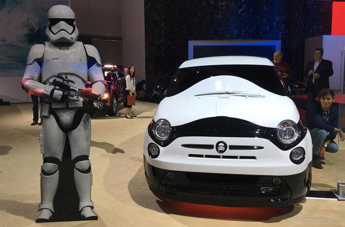Fiat 500 Stormtrooper : image 3