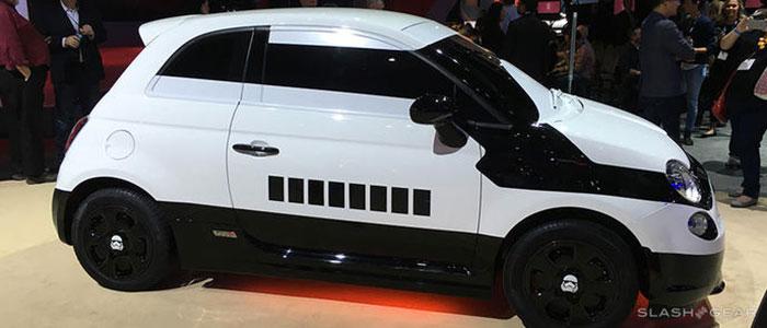 Fiat 500 Stormtrooper : image 5