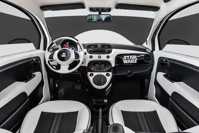 Fiat 500 Stormtrooper : image 8