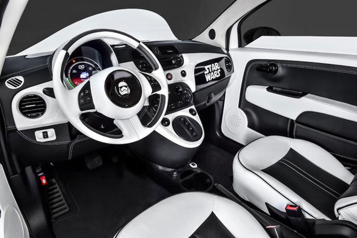 Fiat 500 Stormtrooper : image 9
