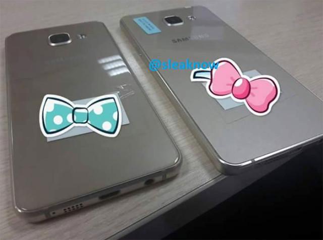 New Galaxy A3/A5 FCC