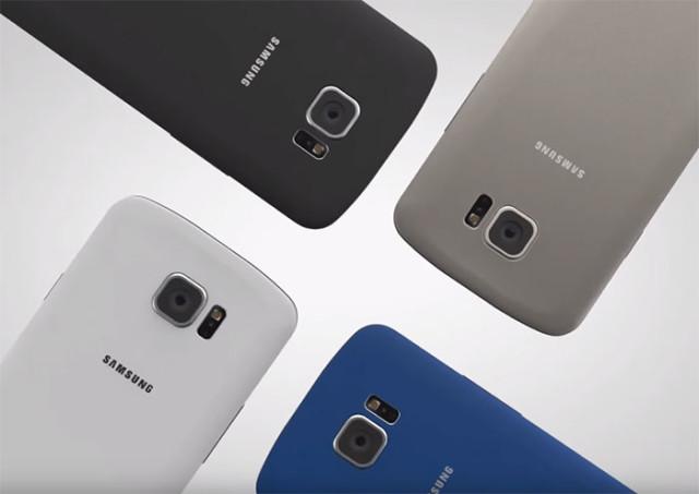 Concept Galaxy S7 Edge Jermaine Smit