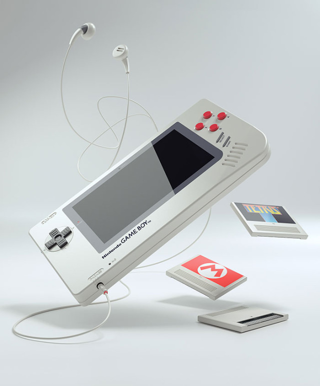 Game Boy 1up : image 1