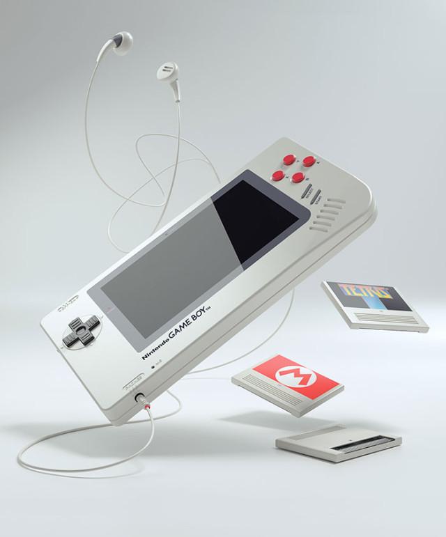 Game Boy 1up : image 1