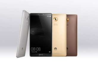 Huawei Mate 8 : image 1