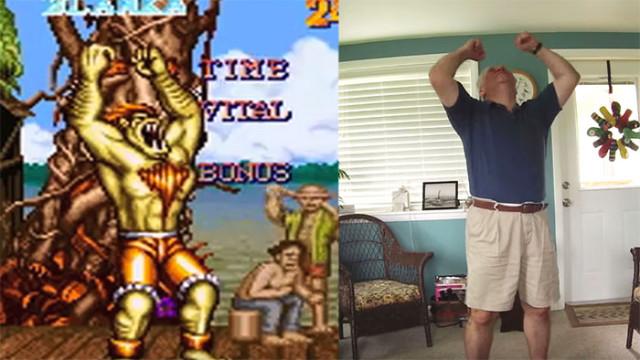 Imitation Street Fighter II