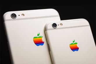 iPhone 6s rétro