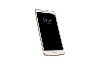 LG G4 blanc doré