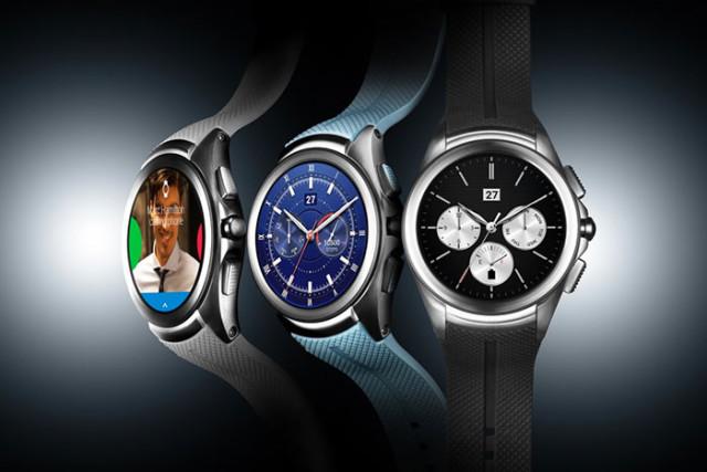LG Watch Urbane 2nd Edition Europe