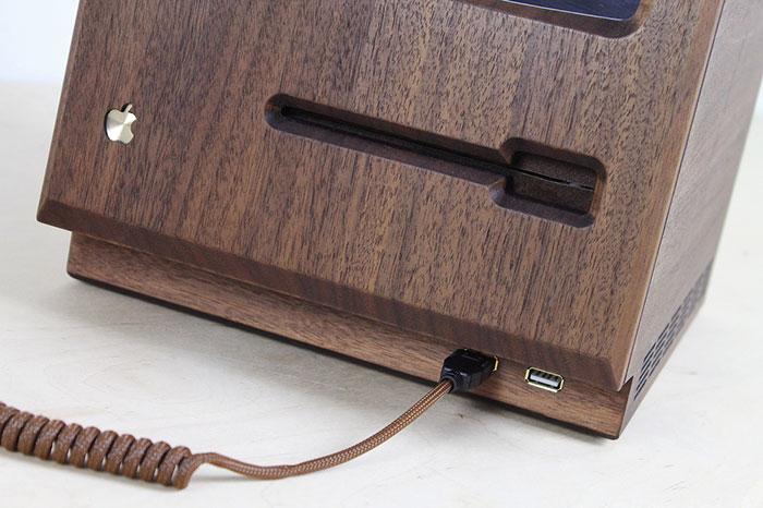 Macintosh 128k bois : image 2