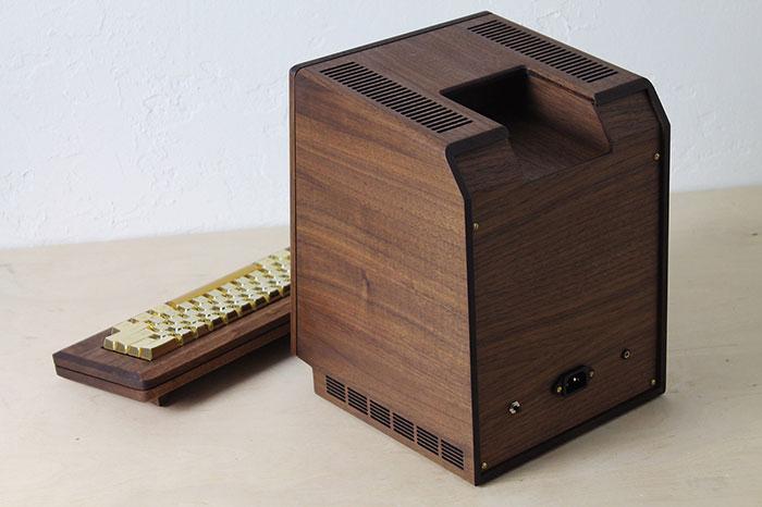 Macintosh 128k bois : image 3