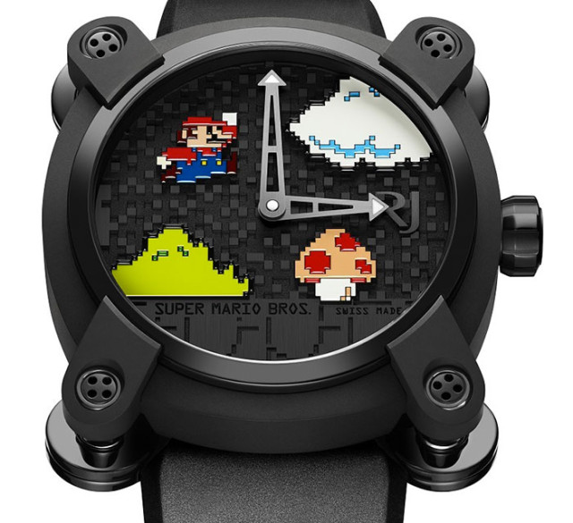 Montre Super Mario Bros. : image 1