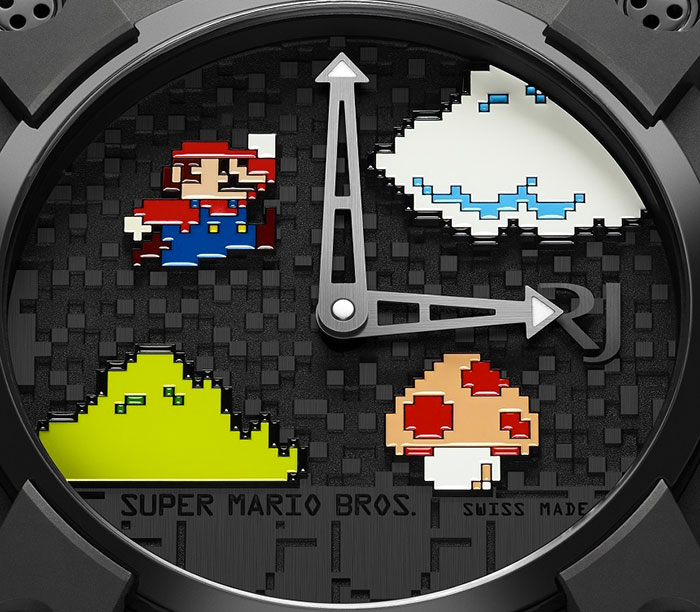 Montre Super Mario Bros. : image 2