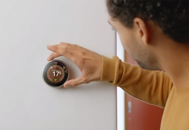 Nest Thermostat 3ème génération