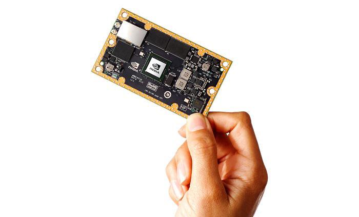 nvidia vient de pr senter un ordinateur de la taille d 39 une carte de cr dit. Black Bedroom Furniture Sets. Home Design Ideas