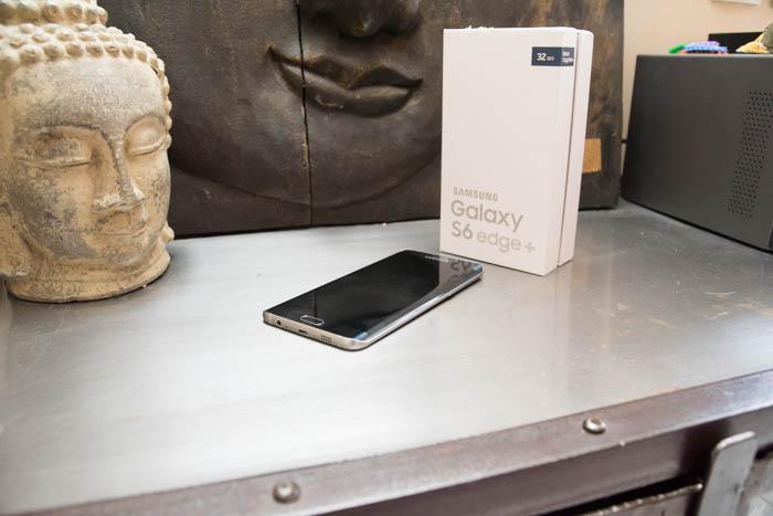 Prise en main Galaxy S6 Edge+ : image 3