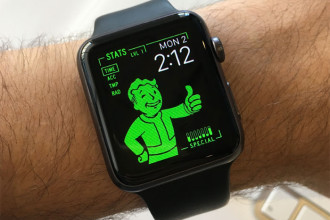 Pip Boy Watch