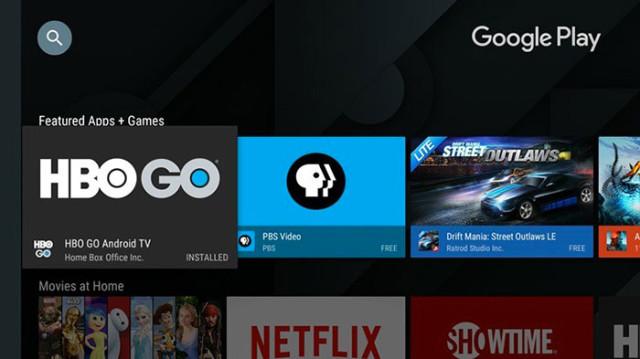 Play Store Freebox Mini 4K