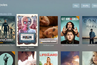 Plex Apple TV : image 1