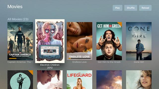 Plex Apple TV : image 1