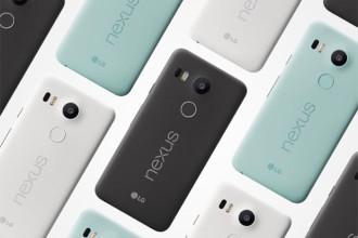Capteur photo Nexus 5X