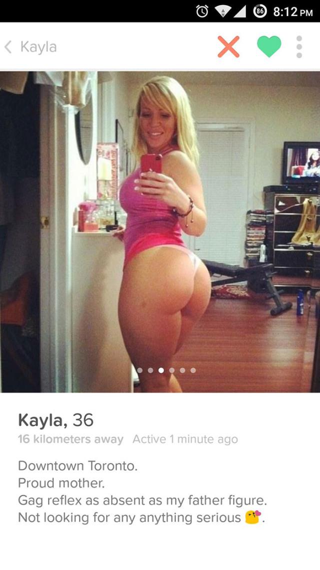 Profils Tinder bizarres : image 10