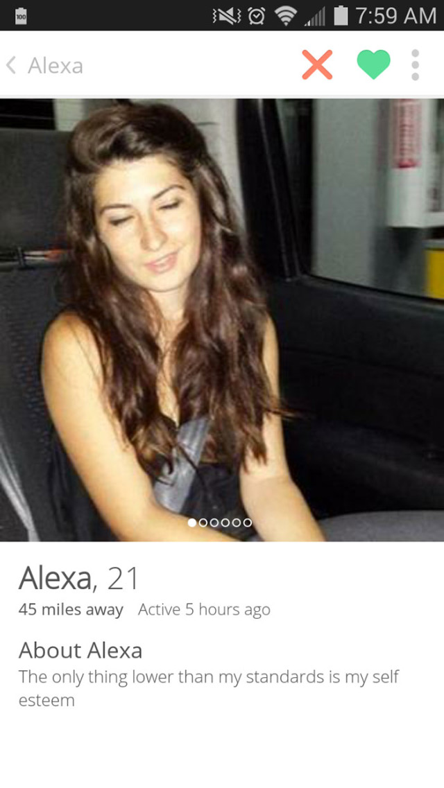 Profils Tinder bizarres : image 13