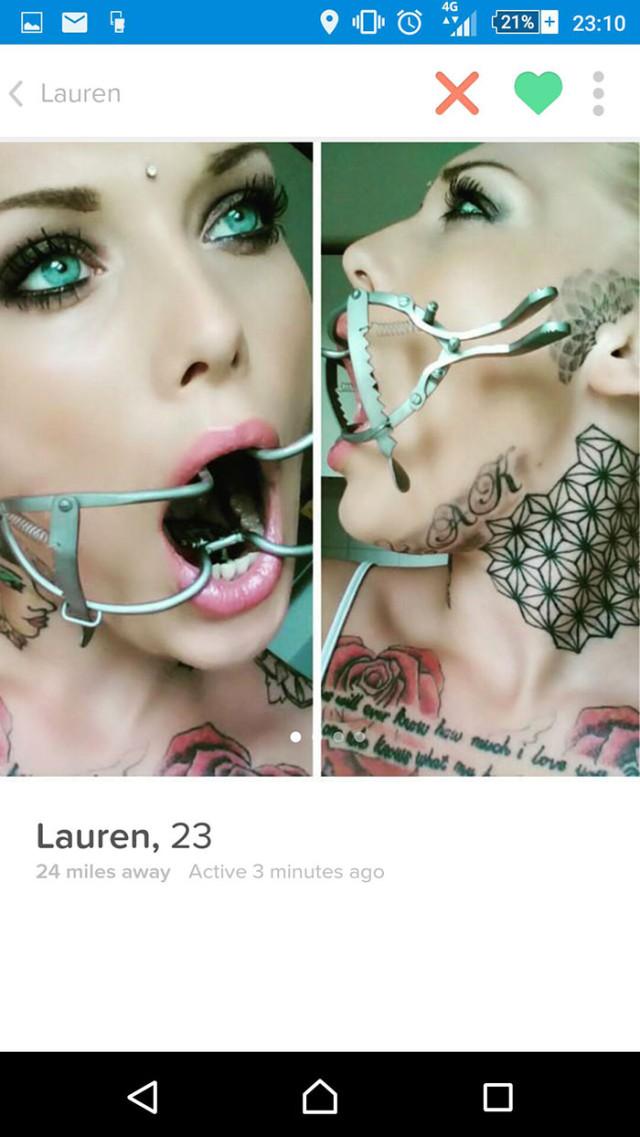 Profils Tinder bizarres : image 18