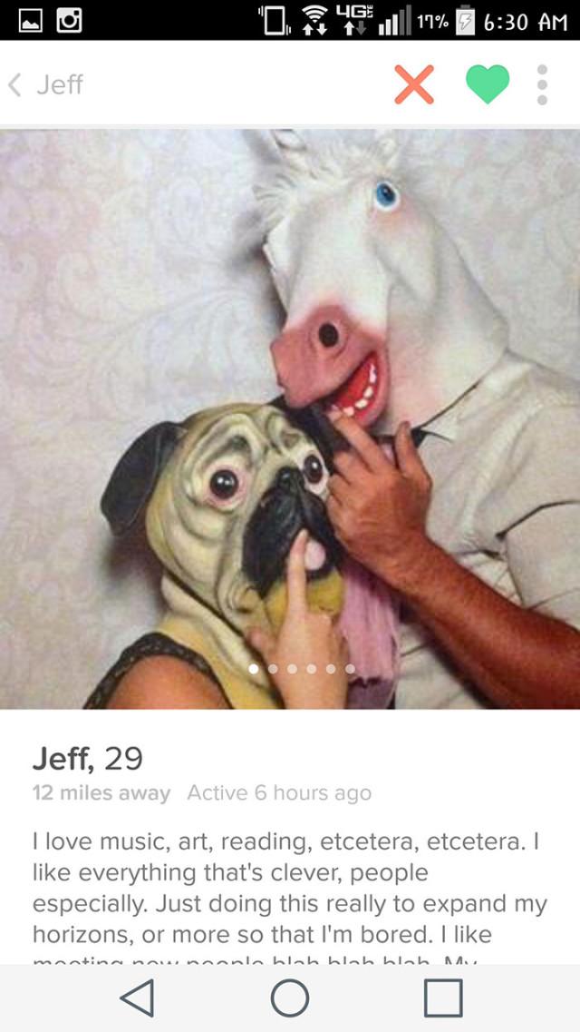 Profils Tinder bizarres : image 19