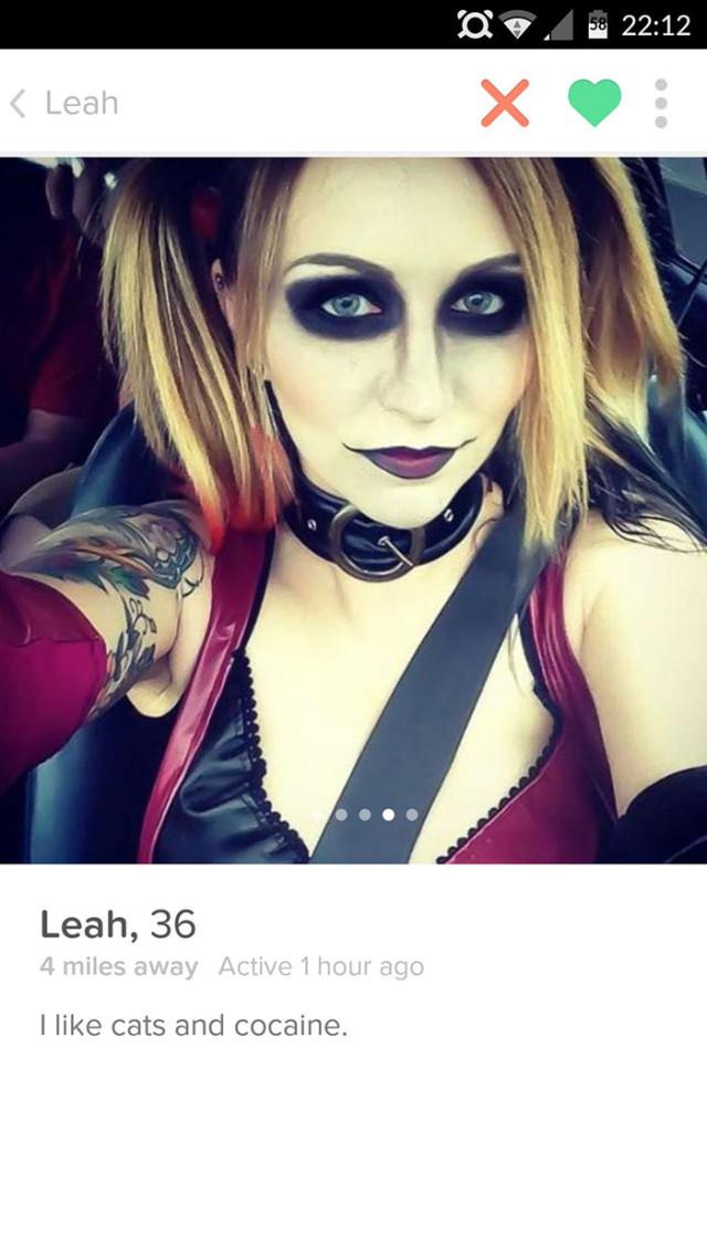 Profils Tinder bizarres : image 21
