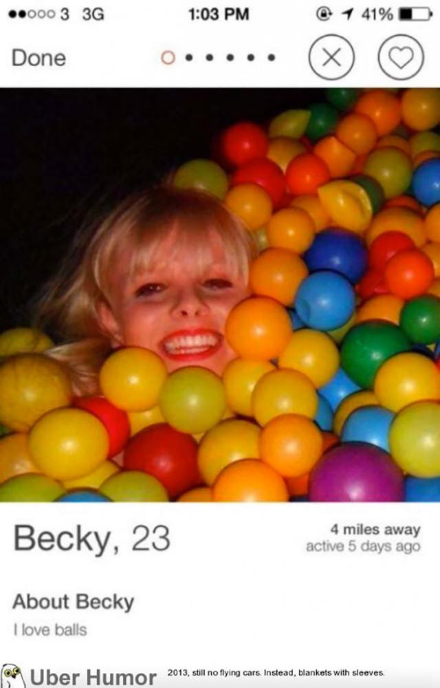 Profils Tinder bizarres : image 9