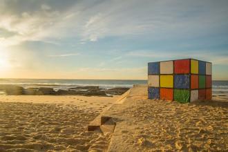 Record Rubik's Cube
