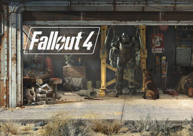 Salle secrète Fallout 4