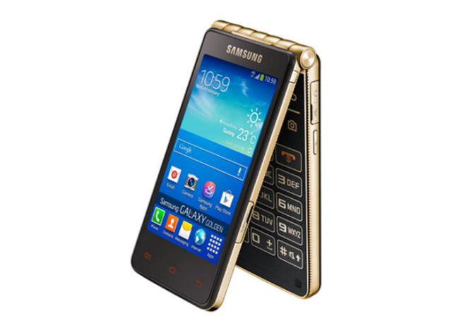 Le Samsung Galaxy Golden 3 vient d'être certifié par la TENAA