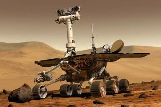 Satellite Mars