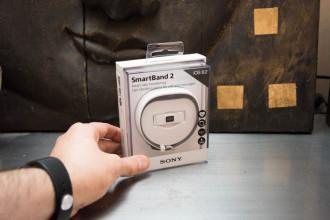 Sony SmartBand 2 : photo 1