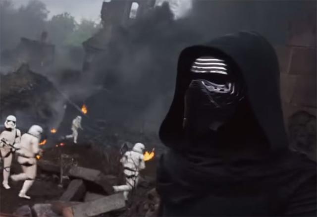 Spot TV Star Wars