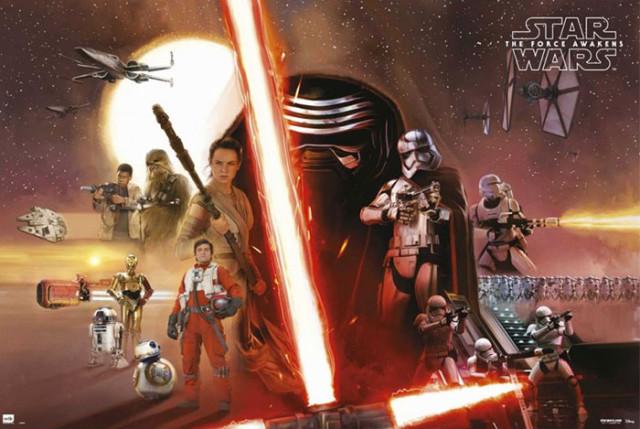Spot TV 4 Star Wars Episode VII