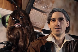 Version suédée bande annonce Star Wars Episode VII