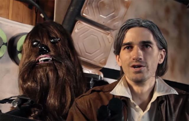 Version suédée bande annonce Star Wars Episode VII