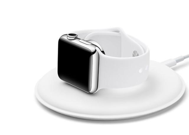 Station Apple Watch