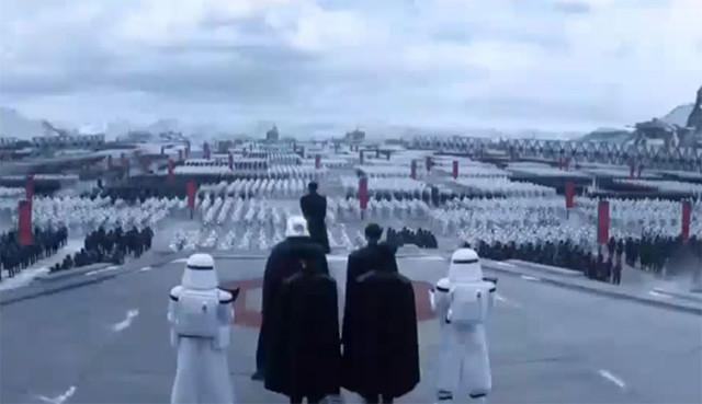 Vidéos Star Wars Episode VII